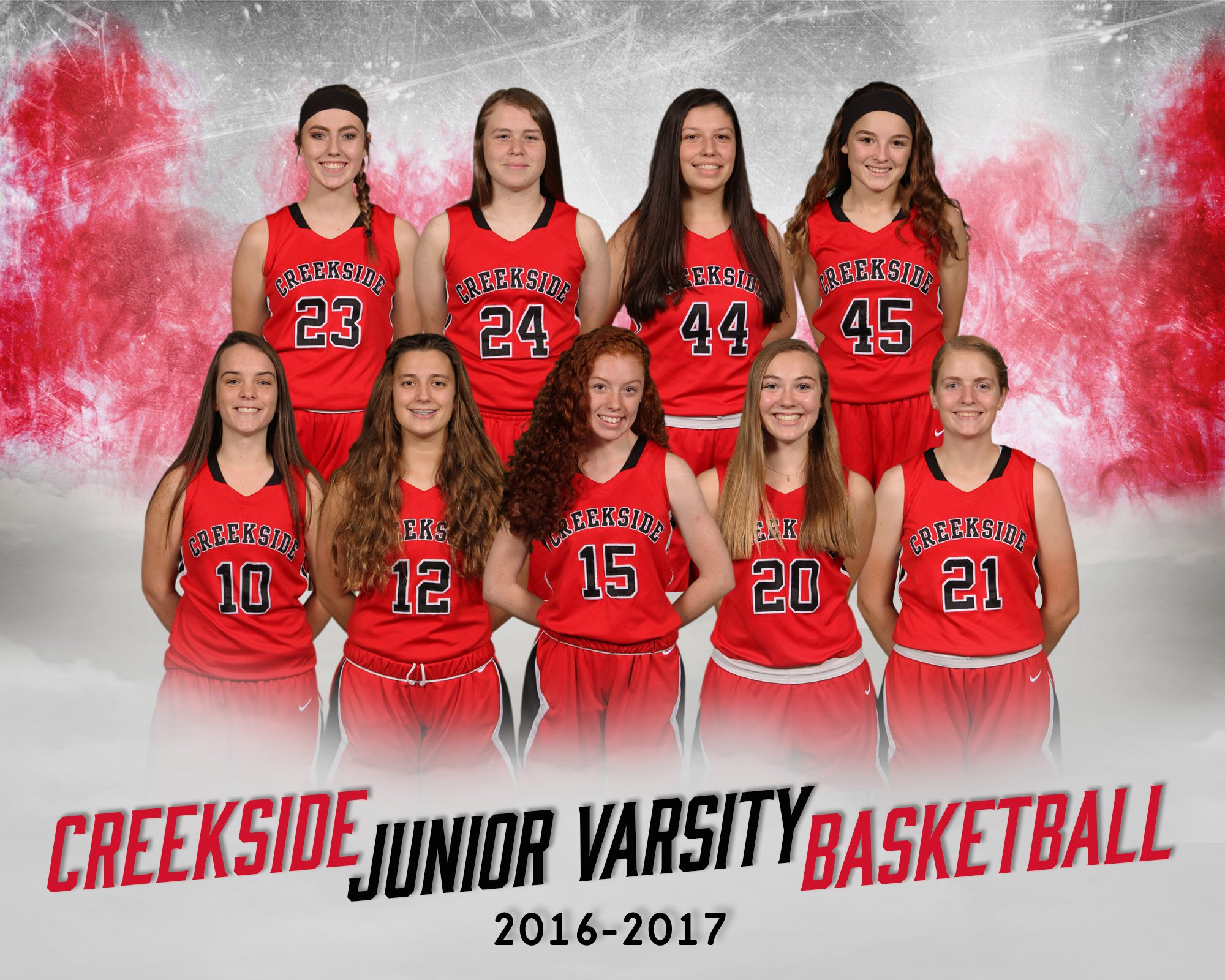 2016-17 Creekside_Basketball_W_JV