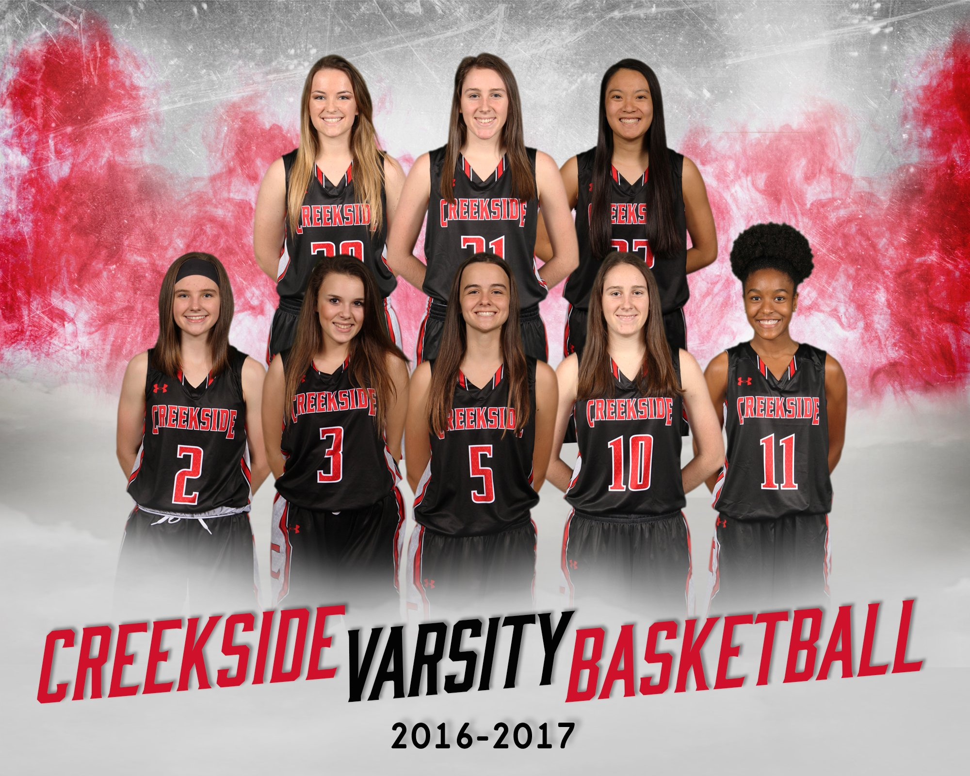 2016-17 Creekside_Basketball_W_V