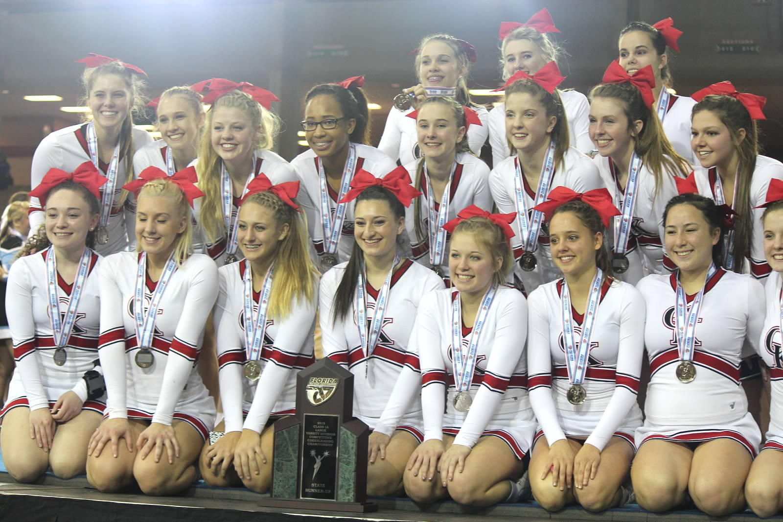 Creekside Cheer at FHSAA Finals 2015 (906)