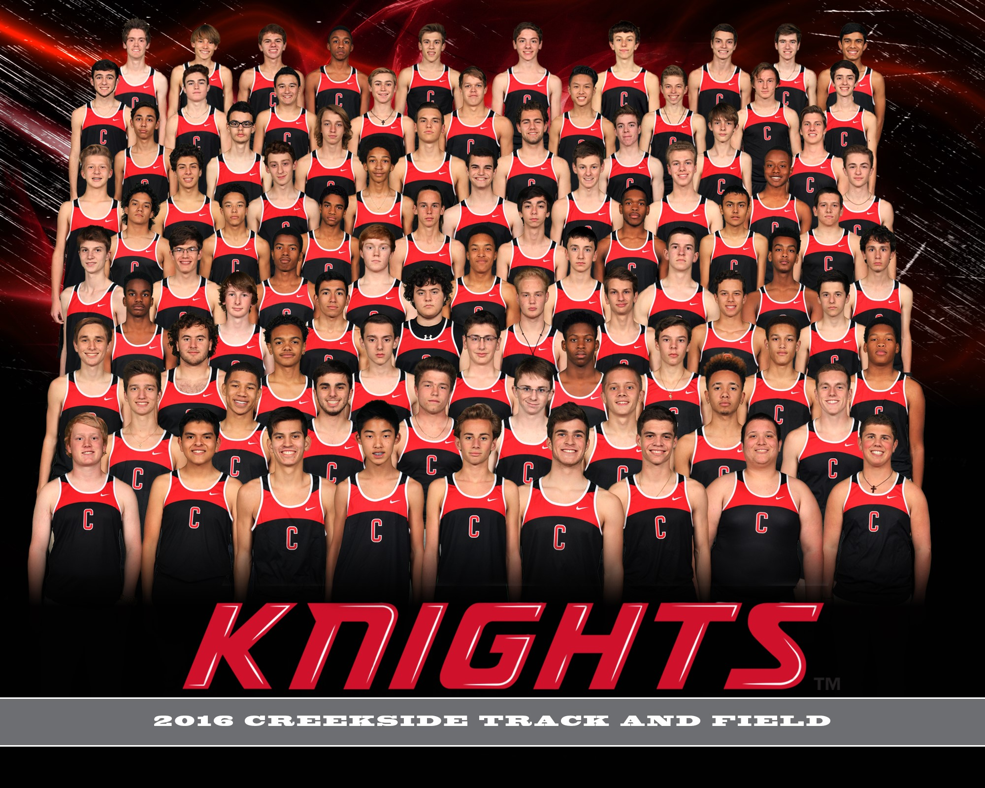 2016 Boys Track and Field