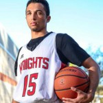Basketball: Chris Richardson