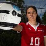 Soccer: Monica Maldonado