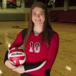 Volleyball: Alie Smith