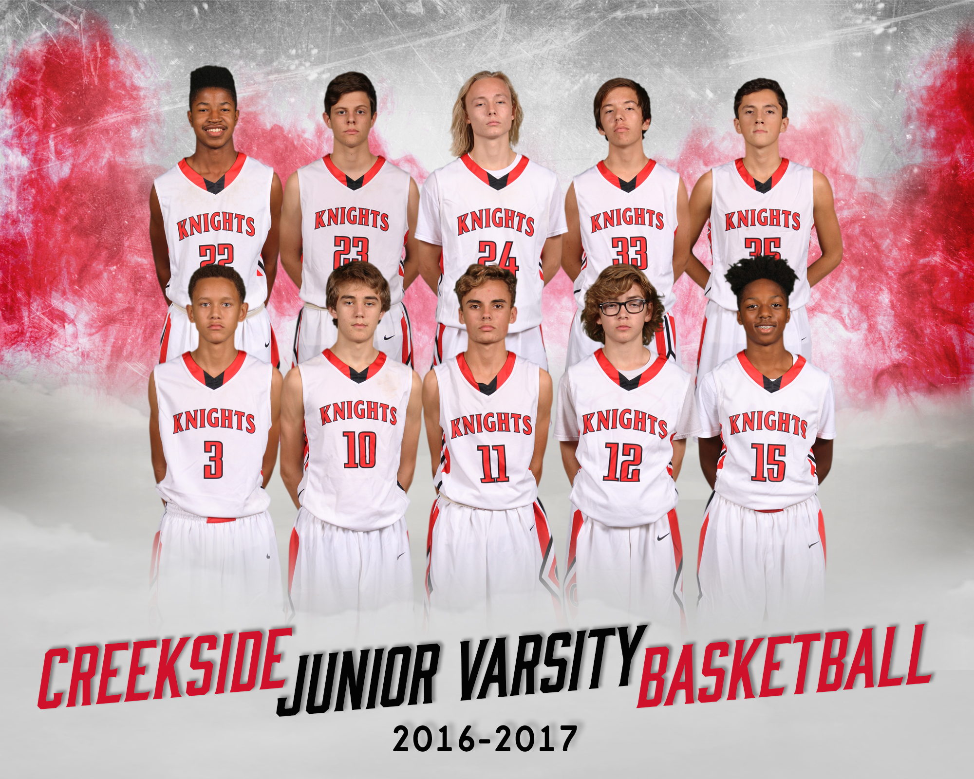 2016-17 Creekside_Basketball_M_JV