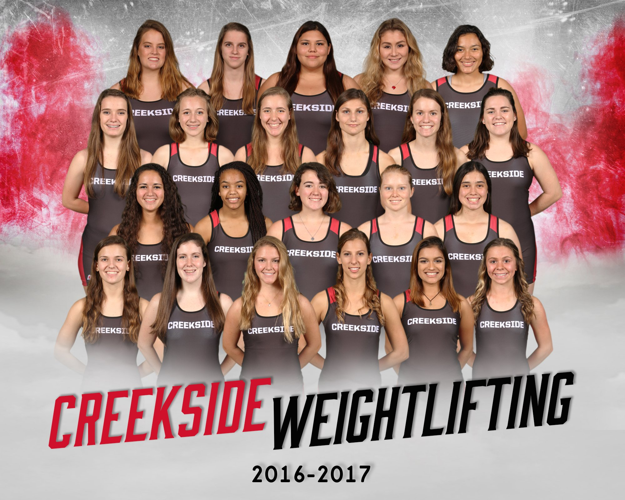 2016-17 Creekside_Weightlifting