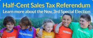 Tax Referendum Button